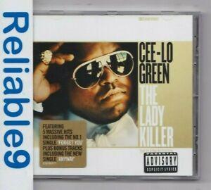 Cee-Loo Green - The Lady Killer Deluxe edition CD+Bonus tracks - 2011 Elektra EU