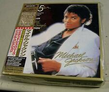 MICHAEL  JACKSON - Thriller 25th - BOXSET 7CDs JAPAN  Edition -  SIGILLATO