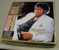 MICHAEL  JACKSON - Thriller 25th - BOXSET 7CDs JAPAN  Edition -  SIGILLATO