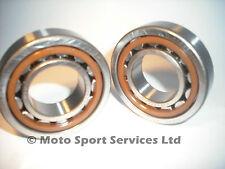 Crank Main Bearings x2 KTM 250 SXF 2006-2012 EXC-F 450 SX 520 525 EXC (NTN)