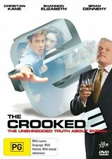 The Crooked E - The Unshredded Truth About Enron (DVD, 2007)