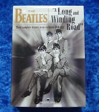 The Beatles A Long and Winding Road, 4 DVD Box