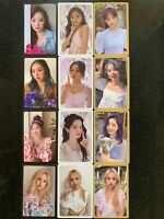 TWICE BENEFIT PHOTOCARD SET OFFICIAL MORE AND MORE KPOP 9TH MINI ALBUM UK SELLER