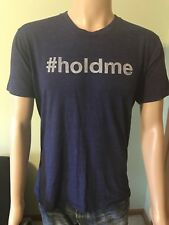 Men's Hold Me T Shirt By American Apparel Size Large NWT