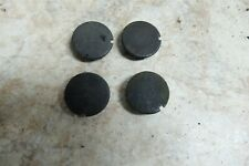 16 Yamaha YW 50 YW50 F Zuma Scooter floor board mount bolt cover caps