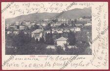 COMO ERBA 24 Cartolina viaggiata 1902