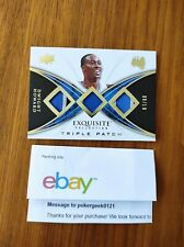 2008-09 Upper Deck Exquisite Triple patch jersey Dwight Howard /10
