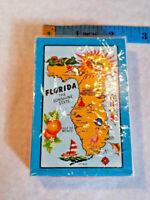 Vintage Florida Playing Cards ~ SEALED ~ Ships FREE
