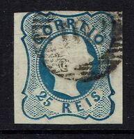 Portugal - SC# 10a - - TYpe I -  Used (Possible Tiny Pinhole) - 043017