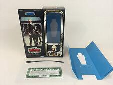 """Custom Star Wars Esb 12"""" Insertos + Caja Dengar Bounty Hunter"""