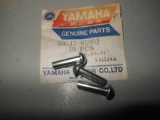 NOS OEM Yamaha EW643 SW396 SS396 GP292 GP643 Hinge Pin QTY3 90243-05002