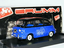 Brumm 1956 Fiat 600 Multipla 1997 Nurnberg International Model Show 1/43