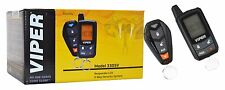 Viper Alarm Mobile 2 Way Car Pager Security System Responder LCD Keyless 3305V