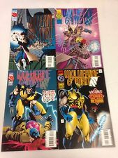 Wolverine Gambit Victims #1 2 3 4 1995 Joeph Loeb Tim Sale mini series