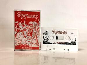 ONIRICOUS - la maldicion (red cover) TAPE Music Cassette