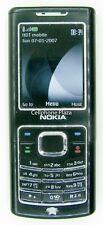 Nokia Classic 6500 RM-265 - Black (Unlocked) Used Cellular Phone