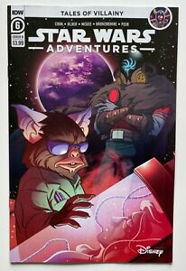 STAR WARS ADVENTURES #6 COVER B FICO OSSIO | Near Mint | Marvel Comics 2021