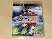 PES 2011 PS3 Playstation 3 Pro Evolution Soccer **FREE UK POSTAGE**