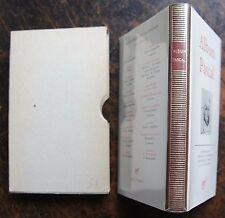 ALBUM PLEIADE PASCAL, 1978, 1 volume, 204 pages, jaquette, rhodoid, etui carton