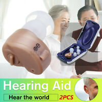 Mini Micro Best Sound Voice Amplifier In Ear Hearing Aids Aid Assistance