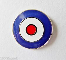 RAF Royal Air Force Roundel Pin Badge - T1055