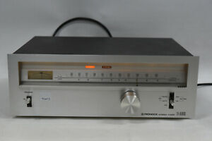 Pioneer TX-6500 II AM/FM Stereo Tuner Component - Vintage Japan 1970's MkII