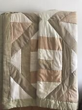 Double Bed Quilted Throw/bed Spread