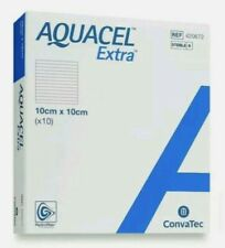 Aquacel  Extra Hydrofiber . Dressing 10cm x 10cm x10