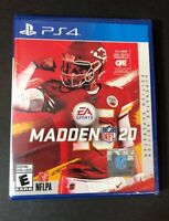 Madden NFL 20 [ Superstar Edition ] (PS4) NEW