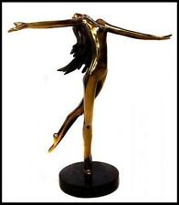 "Tom & Bob Bennett      ""Spring""     Sculpture - Bronze       AO"