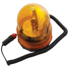 12 V girevole Ambra Luce Avvertimento Beacon rotante di recupero ripartizione magnetico