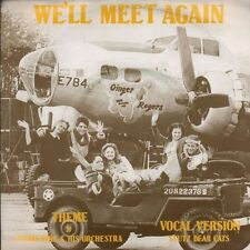 "Dennis King/ Stutz Bear Cats(7"" Vinyl P/S)We'll Meet Again-Multi Media-VG/Ex"