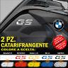 2 Adesivi Serbatoio Moto BMW R 1200 gs adventure LC CATARIFRANGENTI R1200GS