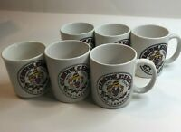 Circus Circus Coffee Mug Hotel Casino Reno Las Vegas Lot Of 6 Cups