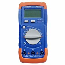 Multimeter, Digital, Dmm – electronics test equipment – volt meter - tester