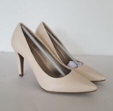 A.N.A Women's Farrah Ivory Pointed Toe High Heels, Size 5 M