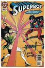 Superboy 15 Signed Tom Grummett Karl Kesel Autographed DC Combined Shipping