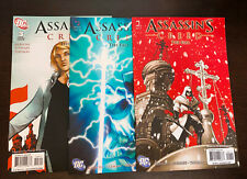 ASSASSINS CREED The Fall (2011 DC) -- #1 2 3 -- FULL Series
