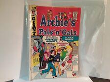 ARCHIE COMICS GIANT ARCHIE'S PALS 'N' GALS 1973 # 78 COMIC