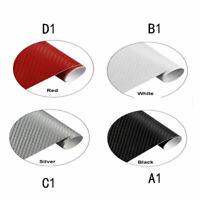3D SUV Car Access Interior Panel Red Carbon Fiber Vinyl Wrap Sticker Decals sfd