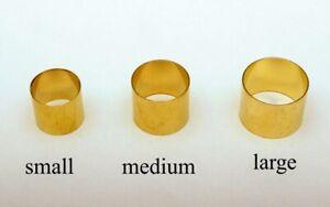 solid brass tool ferrules