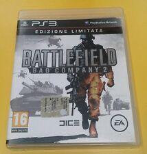 Battlefield Bad Company 2 GIOCO PS3 VERSIONE ITALIANA