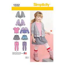 Child Female Skirt Sewing Patterns