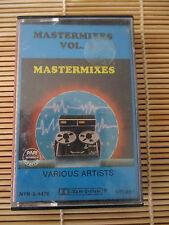 Mastermixes Vol. 3 RETRO compilation MIX various artist cassette Tape