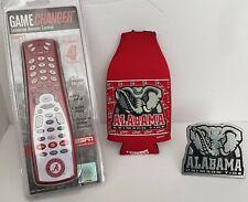 Alabama Crimson Tide Espn Universal Remote Control, Trailer Hitch Cover, Coolie