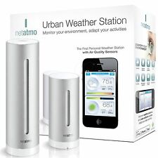Netatmo Smartphone Drinnen & Draußen Urban Kabellos Wetter Station Module NEU
