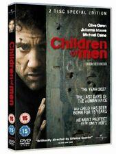 Children of Men 5050582492491 With Julianne Moore DVD Region 2
