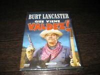 Cosa C'È Valdez! DVD Burt Lancaster Sigillata Nuovo