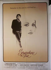 "Somewhere In Time Original One Sheet 27"" x 41"""