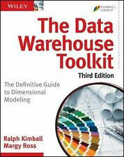 The Data Warehouse Toolkit : The Definitive Guide to Dimensional Modeling, Wiley